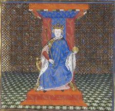 Pierre Salmon, Réponses à Charles VI.., 1409-1410, 9r http://www.europeanaregia.eu/en/manuscripts/paris-bibliotheque-nationale-france-mss-francais-23279/en