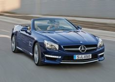 2013 Mercedes-Benz SL65 AMG Photo