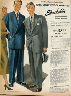 A bold look suit I feel is essential for a man's wardrobe. It gives the wearer a broad shoulder, which can sometimes reduce the slouching from too many hours in front of the xbox (usually) but seriously fellas, turn off the xbox, get dressed up, and go dance with somebody.