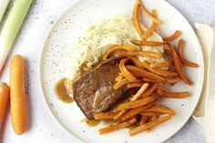 Clean Eating Recipes, Healthy Recipes, Recipe Today, Pot Roast, Steaks, Food Pictures, Main Dishes, Food Porn, Curry