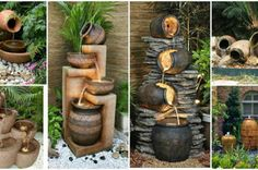 Dwell Of Decor: 35 Creative Beautiful Garden Fountains That Will Amaze You