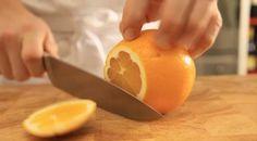 Pasta met aardbeien en gerookte kip  (en dan krijg je een afbeelding van een sinaasappel )  - Recept - Allerhande - Albert Heijn