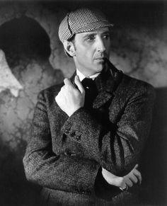 Basil Rathbone (Hound of the Baskervilles) 1939