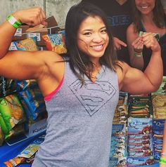 Muscle Girls, Arms, Beautiful Women, Female, Sports, T Shirt, Fashion, Hs Sports, Supreme T Shirt