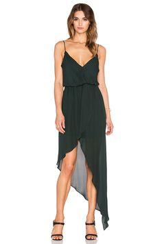 be9064a0467b #REVOLVE Dress Up, Silk Dress, Wrap Dress, Olive Dress, Revolve Clothing