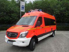 ELW1 - Feuerwehr Wedel, LK Pinneberg