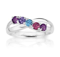 Family Jewelry - Unique Mothers Ring Designs