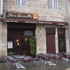 LE DON CAMILLO - Bordeaux 33800 - 7, rue Camille-Sauvageau Bar à cocktail : Le Don Camillo est avant tout un restaurant portugais
