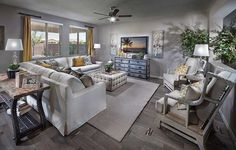 North Next Gen New Home Plan in The Legends at Southern Highlands by Lennar
