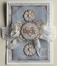 Camilla Ekman using the new Big Shot Starter Kit dies Crafting ideas from Sizzix UK:Crafting ideas from Sizzix UK: Thank you card