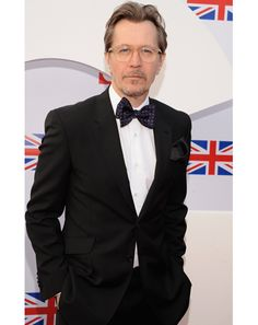 GREAT British Film Celebration To Honor The British Nominees Of The Annual Academy Awards - Arrivals Actor Gary Oldman, Tim Roth, Ralph Fiennes, Best Dressed Man, Gq Style, Hugh Dancy, Sirius Black, Pretty Men, Great British