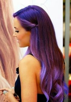 Special Effects Hair Dye Manic Panic Hair Dye Punky Color Hair - Hair style change photo effect