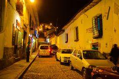 https://flic.kr/p/t7KJB7 | Calles nocturnas, Cusco, Peru
