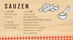 • TV SCHERMEN •  De eerste zichtbare stap in enkele concept, klantenbenadering en design veranderingen binnen de huisstijl van Cafetaria Lammers #Middelburg.