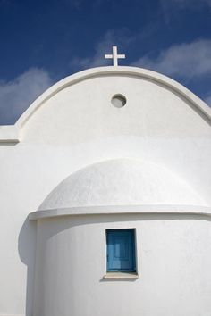 Protaras – Fig Tree Bay A Christian church in Protaras.