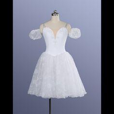 Corps de Ballet Snow Flakes