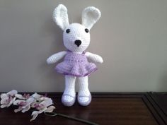 Clothes for Crochet Easter Bunny Crochet Bunny by TutuCute4Words1