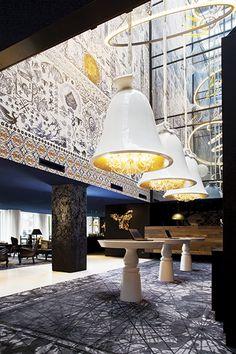 Visite guidée de l'Hôtel Andaz à Amsterdam