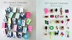 DIY Advent Calendar by Zoe de Las Cases