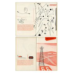 Cover of Design and Paper no. 19, 1945, in which Sutnar used his own  work to illustrate exemplary contemporary design.