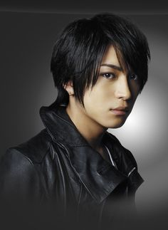 "Yuya Matsushita is a Japanese R and Hip Pop singer. Yuya sings ""Bird"" as the ending theme song for the anime Kuroshitsuji/Black Butler. He also plays Sebastian Michaelis in the Black Butler Musicals."