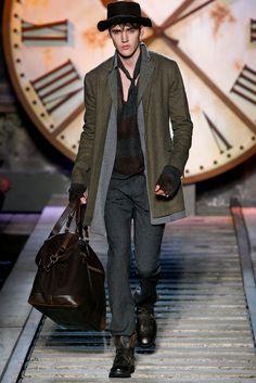John Varvatos Fall 2011 Menswear - Collection - Gallery - Style.com