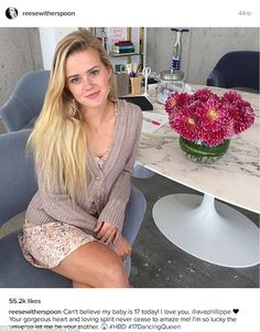 Reese Witherspoon celebrates daughter Ava's birthday