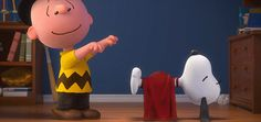 Prepare to be amazed! See The Peanuts Movie in 3D today.