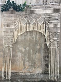 http://etsy.me/2EEWMPz #wedding #decoration #beigewedding #macrame #weddingarbour #macrameweddingarch #ceremonialbackdrop #weddingbackdrop #macramebackdrop #bohowallhanging #walltapestry #macramewallhanging #macrametapestry #largewallhanging #bohohomedecor #weddinggift