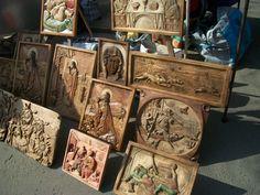 Street Market in Lviv, Ukraine Ukraine, Suitcase, Marketing, Street, Art, Art Background, Kunst, Performing Arts, Briefcase