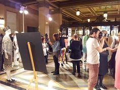 Young Designers Exibition @ Palas