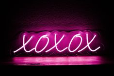 Orange Aesthetic, Purple Aesthetic, Neon Wallpaper, Aesthetic Iphone Wallpaper, Boutique Interior, Photo Wall Collage, Picture Wall, Pink Neon Sign, Neon Rouge