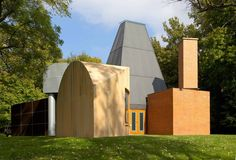 Frank Gehry, Winton Guest House, Orono, Minnesota, 1979