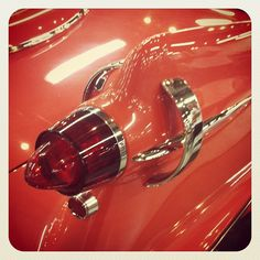 1958 Crown Imperial. When taillights were sculpture, and we were heading to the moon.