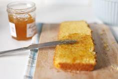 Морковный кекс с апельсиновым мармеладом - Чадейка