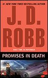 "Love JD Robb's ""... In Death"" series about Eve Dallas, a detective in the future.  Some mystery, drama, action and romance.  Good stuff.  There's a whole list of em on this website.  Best to read in chronological order.  Unsure which is first, would have to check the list myself."