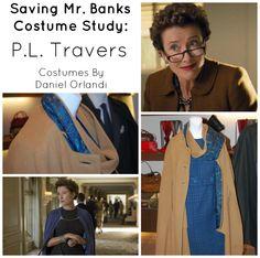 Interview With Daniel Orlandi, Saving Mr. Banks Costume Designer