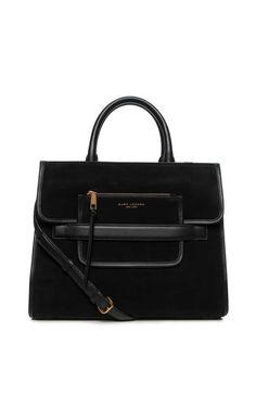 Handväska Madison N/S Tote BLACK - Marc Jacobs - Designers - Raglady