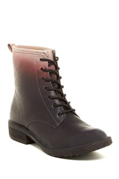 $34.75 SIZE 8.5 Novembere Lace-Up Boot by Lucky Brand on @nordstrom_rack