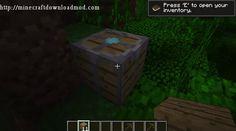 Deconstruction Table Mod Minecraft 1.6.2/1.5.2