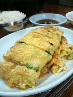 Korean Rolled Egg