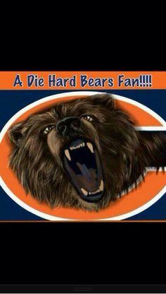 Bear Down #ChicagoBears #Bears #SportsWorldChicago.