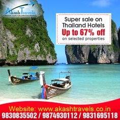 Best Hotel Deals, Best Hotels, Sale On, Thailand, Boat, Tours, Phone, Outdoor Decor, Dinghy