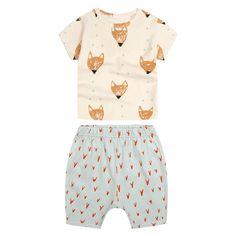 2016 летние дети с коротким рукавом футболки бобо выбирает ребенка мальчик одежда устанавливает детская одежда банан брюки 2 шт. наборы kikikidsкупить в магазине LOVE FOR BABIESнаAliExpress