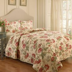 Waverly® May Medley 3-pc. Floral Quilt Set  found at @JCPenney