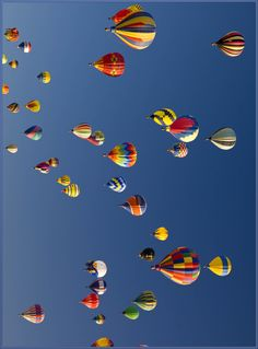 Concord HOT AIR BALLOONS