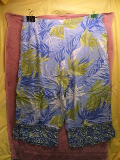 White Stag ladies Extra Large Pants With 19 Inseam Woman's #WhiteStag #CaprisCropped