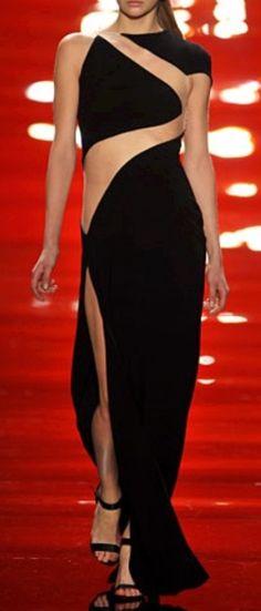 Reem Acra NY Fashion Week Fall 2012