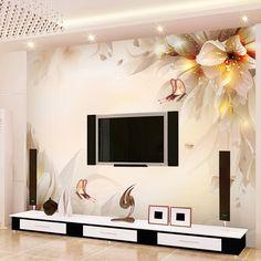 Giá rẻ lớn tv nền 3d hình nền bức tranh tường cho các bức tường 3 d giấy ảnh Papel de parede hoa tapiz de so Carta da Parati tapetes, Mua Chất lượng hình nền trực tiếp từ Trung Quốc nhà cung cấp:  làm thế nào để đặt hàngVí dụ:Bạn cần đặt hàng là width*height, nếu chiều rộng là 2m, chiều cao là 3m, bạn cần đặt