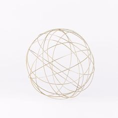 Thin Esfera Decorativa-west elm
